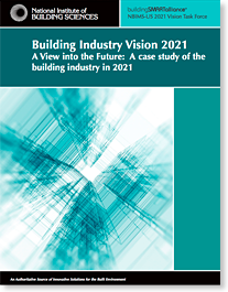 cd6cb44be9 Cover for Building Industry Vision 2021 - A View into the Future  A case  study